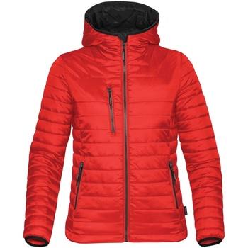 Textil Mulher Quispos Stormtech ST804 Verdadeiro Vermelho / Preto