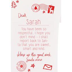 Textil Criança T-Shirt mangas curtas Christmas Shop CS145 Branco