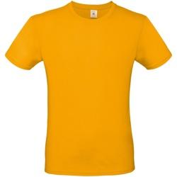 Textil Homem T-Shirt mangas curtas B And C TU01T Abricot