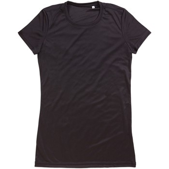 Textil Mulher T-Shirt mangas curtas Stedman  Opala Negra