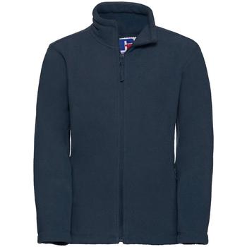 Textil Criança Casaco polar Jerzees Schoolgear 8700B marinha francesa