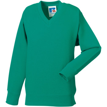 Textil Criança Sweats Jerzees Schoolgear 272B Esmeralda de inverno