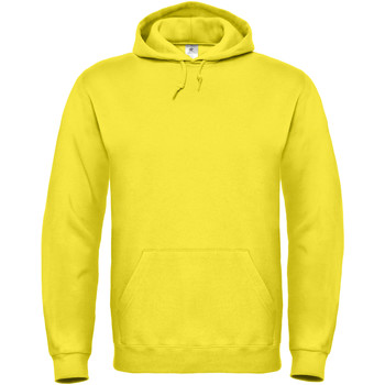 Textil Mulher Sweats B And C WUI21 Amarelo solar