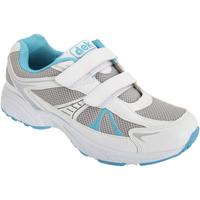 Sapatos Mulher Sapatilhas Dek  Branco/azul