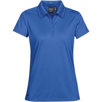 Textil Mulher Polos mangas curta Stormtech PG-1W Azul-azul