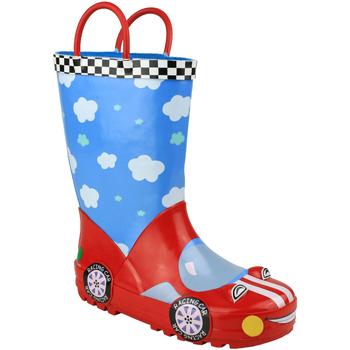 Sapatos Rapaz Botas de borracha Cotswold PUDDLE BOOT Racer