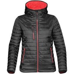 Textil Mulher Quispos Stormtech ST804 Preto/ Vermelho Verdadeiro