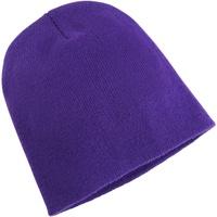 Acessórios Gorro Yupoong YP012 Púrpura