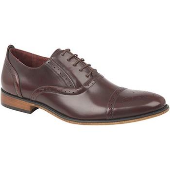 Sapatos Homem Richelieu Goor  Oxblood
