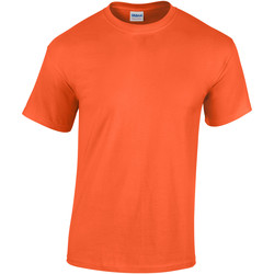 Textil Criança T-Shirt mangas curtas Gildan 5000B Orange