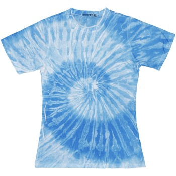 Textil Mulher T-Shirt mangas curtas Colortone TD20M Aranha Real