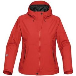 Textil Mulher Casacos de couro/imitação couro Stormtech THX-2W Scarlet