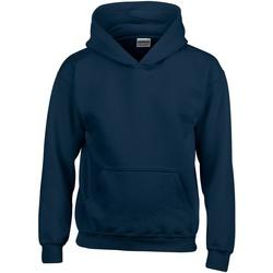 Textil Criança Sweats Gildan 18500B Marinha