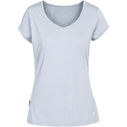 Textil Mulher T-Shirt mangas curtas Trespass Mirren Platina