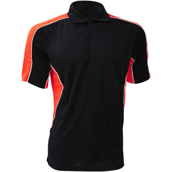 Textil Homem Camisas mangas curtas Gamegear KK938 Preto/Vermelho