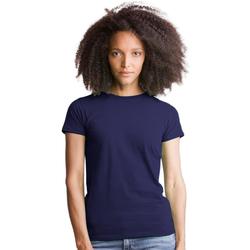 Textil Mulher T-shirts e Pólos Mantis M69 Marinha Negra