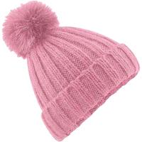 Acessórios Gorro Beechfield Verbier Dusky Pink