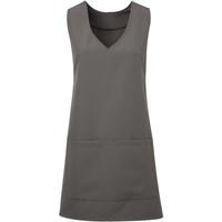Textil Mulher Tops sem mangas Premier Tunic Cinza Escuro