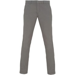 Textil Mulher Chinos Asquith & Fox Chino Slate