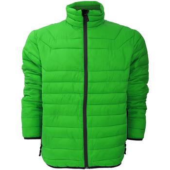 Textil Homem Quispos Stormtech PFJ-3 Treetop Green/Black