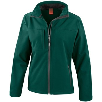 Textil Mulher Jaquetas Result R121F Garrafa Verde