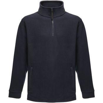 Textil Homem Casaco polar Regatta TRA510 Marinha Negra