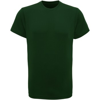 Textil Homem T-Shirt mangas curtas Tridri TR010 Garrafa