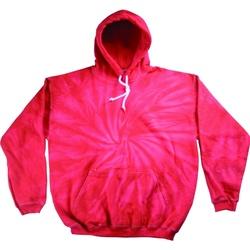 Textil Homem Sweats Colortone TD30M Vermelho Aranha