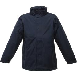 Textil Homem Parkas Regatta TRA361 Azul-marinho
