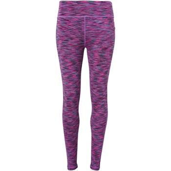 Textil Mulher Collants Tridri TR031 Espaço Rosa