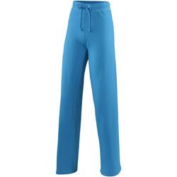 Textil Mulher Calças de treino Awdis JH075 Sapphire Blue