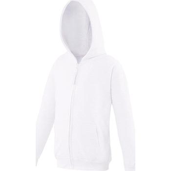 Textil Criança Sweats Awdis JH50J Branco Ártico