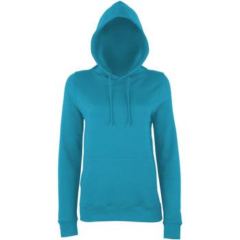 Textil Mulher Sweats Awdis Girlie Sapphire Blue