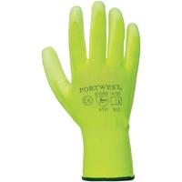 Acessórios Luvas Portwest PW081 Amarelo
