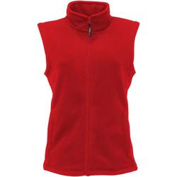 Textil Mulher Casacos de malha Regatta RG186 Vermelho clássico