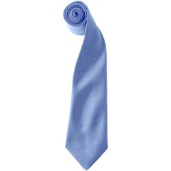 Textil Homem Gravatas e acessórios Premier  Azul Médio