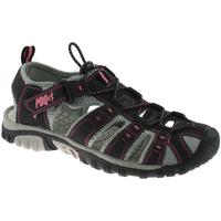 Sapatos Mulher Sandálias desportivas Pdq Toggle Preto / Rosa