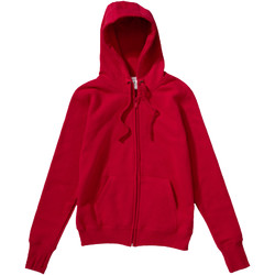 Textil Mulher Sweats Sg SG28F Vermelho