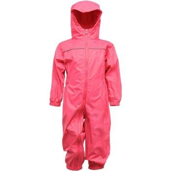 Textil Rapaz Macacões/ Jardineiras Regatta RG252 Jem Pink