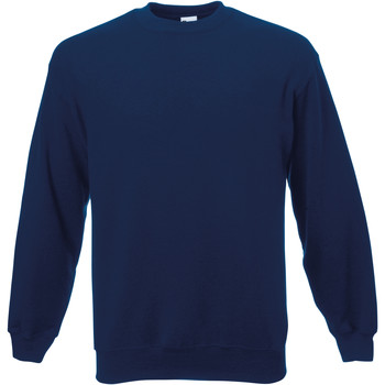 Textil Homem Sweats Universal Textiles 62202 Azul-marinho