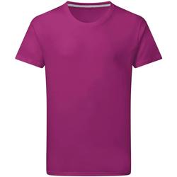 Textil Homem T-Shirt mangas curtas Sg Perfect Rosa Escuro
