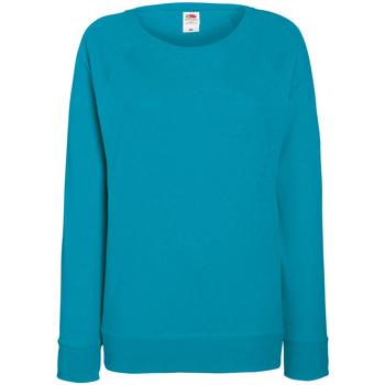 Textil Mulher Sweats Fruit Of The Loom 62146 Azul-azul