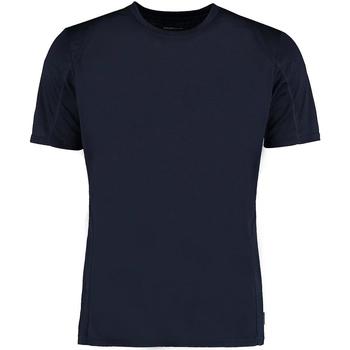 Textil Homem T-Shirt mangas curtas Gamegear Cooltex Marinha/Navio