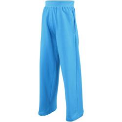 Textil Criança Calças de treino Awdis  Sapphire Blue