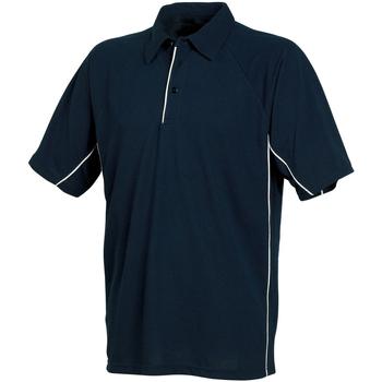 Textil Homem Polos mangas curta Tombo Teamsport TL065 Branco