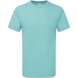 Textil Homem T-Shirt mangas curtas Gildan H000 Casa da Moeda de Chalky