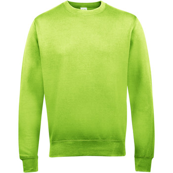 Textil Homem Sweats Awdis JH030 Verde lima