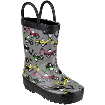 Sapatos Rapaz Botas de borracha Cotswold PUDDLE BOOT Digger
