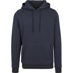 Textil Homem Sweats Build Your Brand BY011 Marinha
