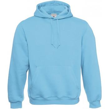 Textil Homem Sweats B And C WU620 Muito turquesa